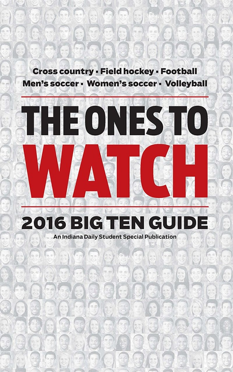 2016 Big Ten Sports Guide