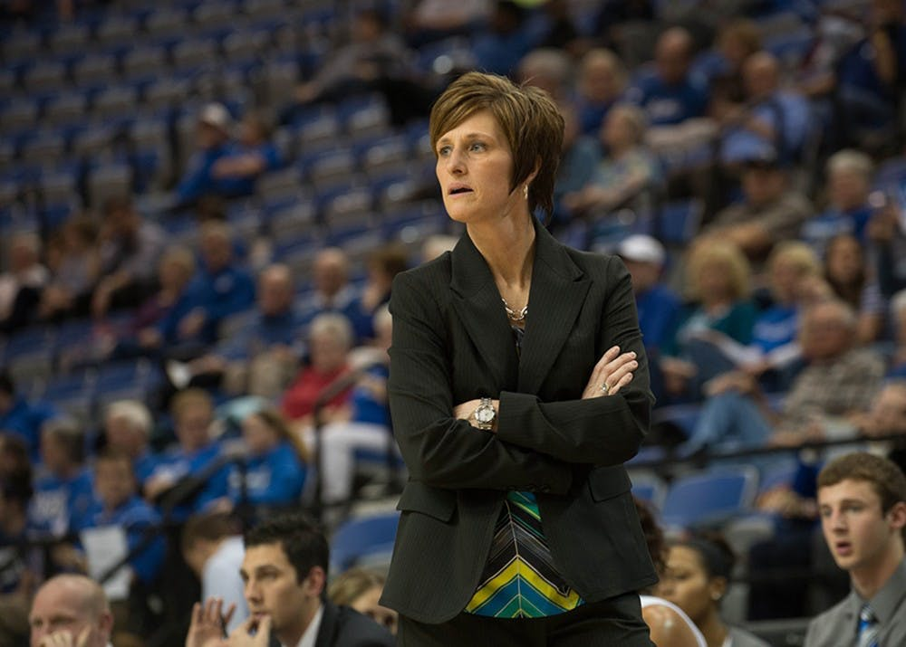<p>IU women's basketball coach Teri Moren will be without the services of Brenna Wise and Ali Patberg, two players who transferred to IU this offseason, during the 2017-18 season. However, Moren has said both players have made a big impact in their first months with the team.</p>