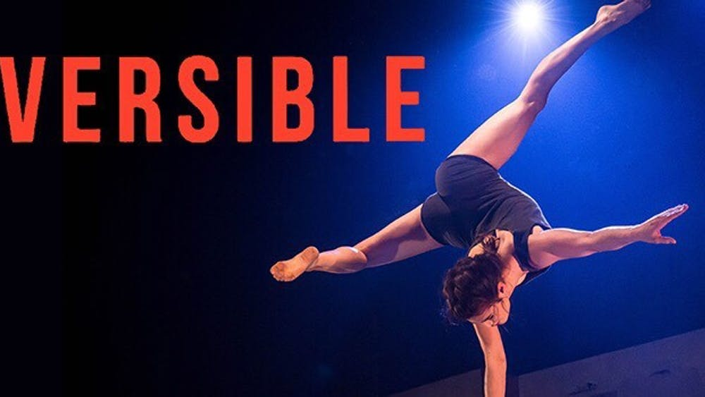 """Reversible,"" a new production from a circus company who brought ""Traces"" to IU Auditorium, will come to Bloomington on April 2-3."