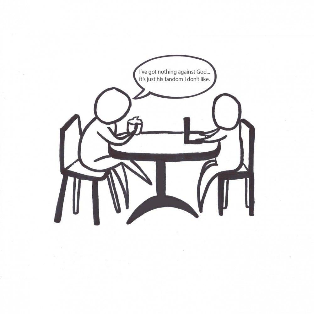 Conversation on Organized Religion