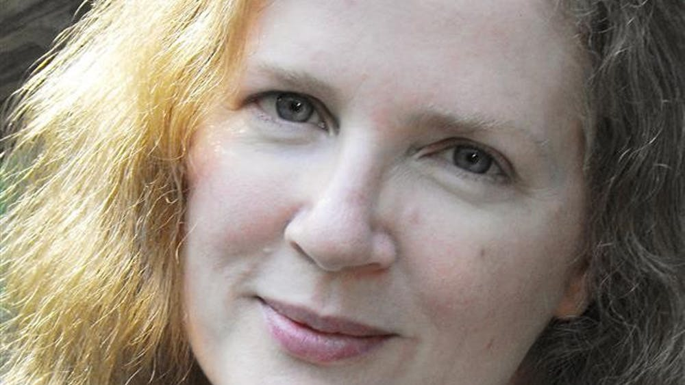 Suzanne Collins is the author of the Hunger Games triology.