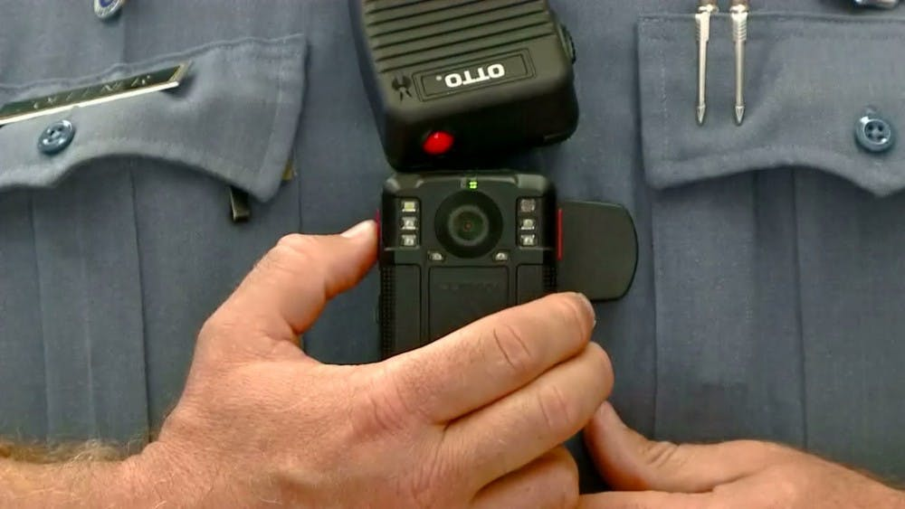 <p>Indiana law limits the cost of obtaining police body camera and dash camera recordings to the cost of recording it, capping at $150, which was the original minimum cost. The Bloomington City Council recently had its second hearing to consider lowering costs.&nbsp;</p>