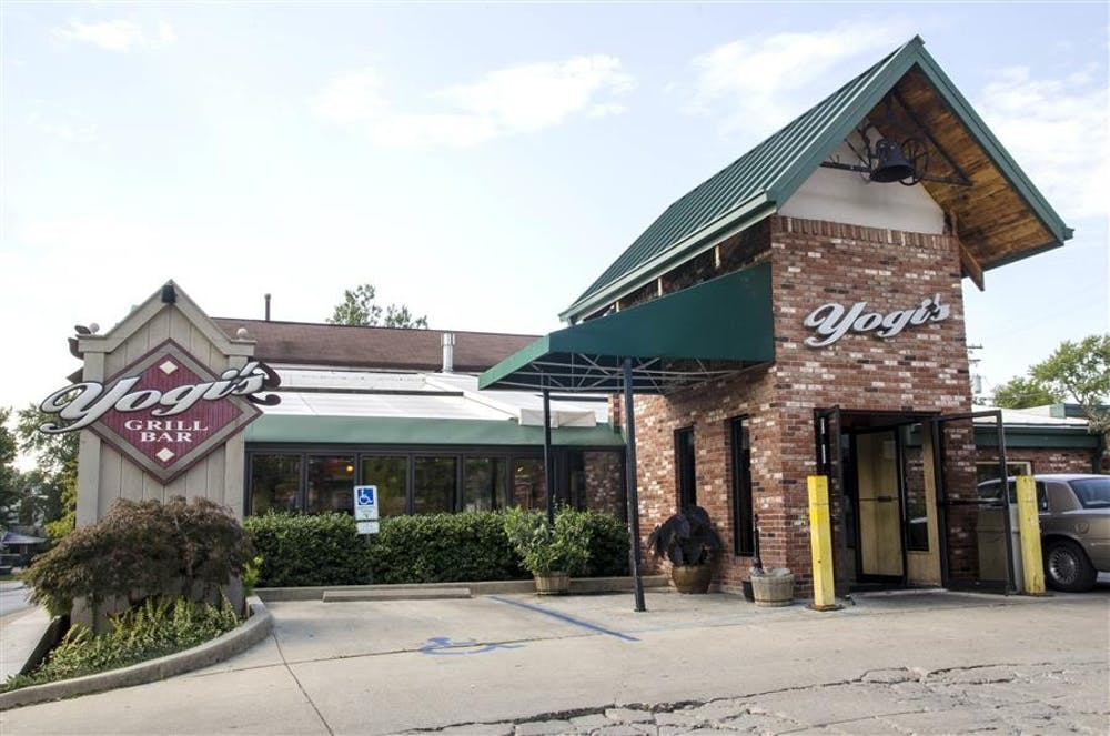 <p>After an intent to purchase agreement issued by IU six months prior, Yogi's Bar & Grill will move their location August 2018.</p>