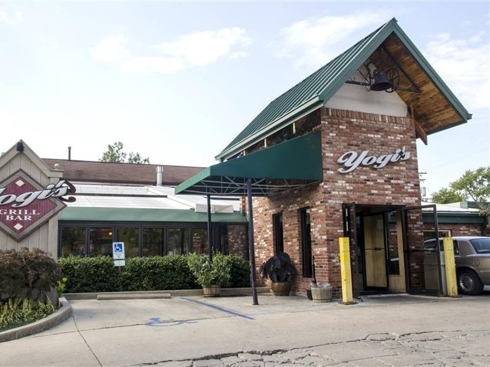 After an intent to purchase agreement issued by IU six months prior, Yogi's Bar & Grill will move their location August 2018.
