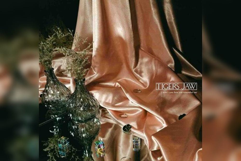 <p>The cover art for Tigers Jaw single &quot;New Detroit&quot; appears. The song was released Saturday. </p>