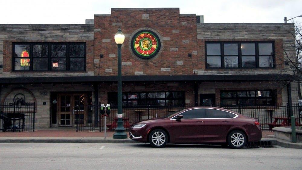 Kilroy's on Kirkwood is located at 502 E. Kirkwood Ave.