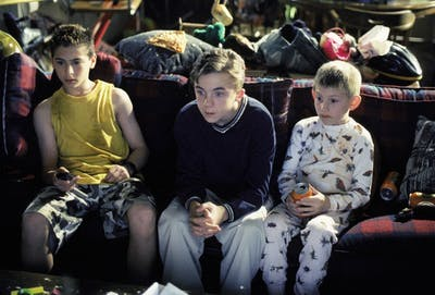 Malcolm in the Middle aired from 2003 to 2006.
