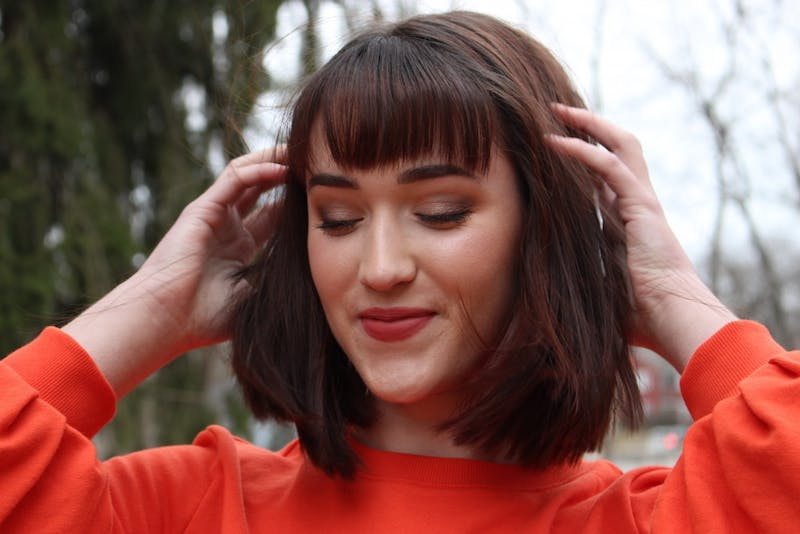 Junior Maia Rabenold shares what she learned from cutting her new bob. Rabenold said taking a fistful of your hair, cutting it off and letting it fall is extremely liberating.