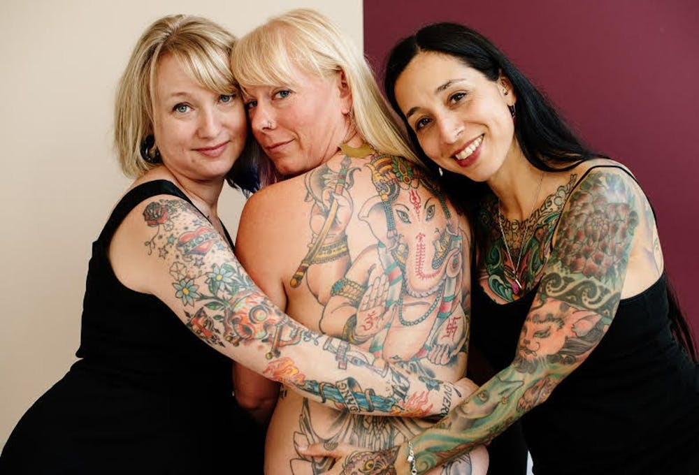 Women Face Discrimination For Tattoos Indiana Daily Student