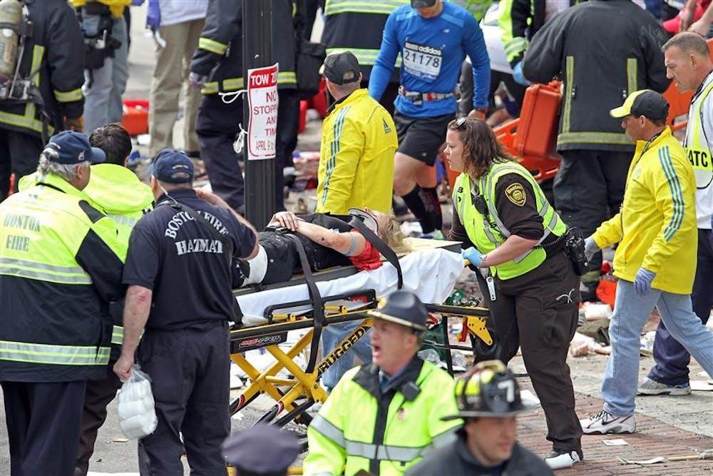 IU students recount Boston blasts - Indiana Daily Student