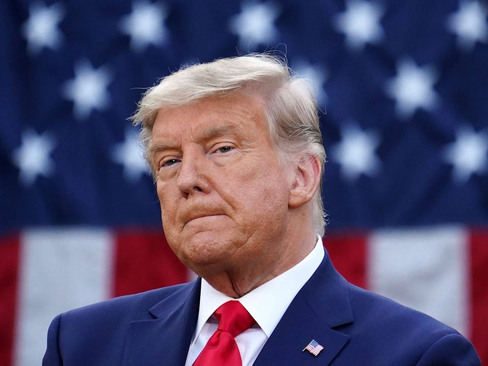 "President Donald Trump tweeted Sunday that Joe Biden won the election, though he stated about an hour later that he would not be conceding the race as he repeated baseless allegations that the election was ""rigged."" Almost all of the Trump campaign's lawsuits have been dismissed by a judge or withdrawn from court."