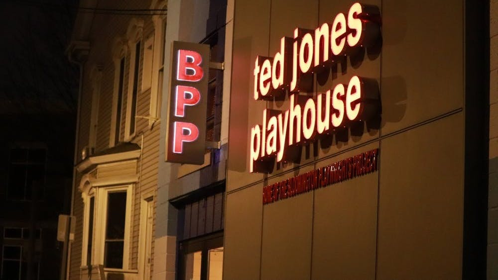 The Bloomington Playwrights Project is located at 107 W. Ninth St. Theater companies such as the Bloomington Playwrights Project have experienced decreases in revenue due to the COVID-19 pandemic.