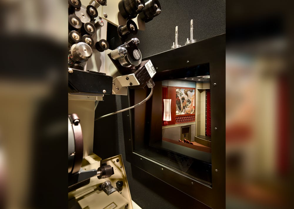 projectionroom