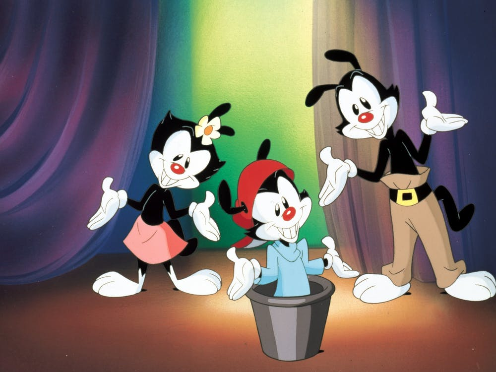 Animaniacs, a popular 1990s cartoon show, was rebooted by streaming service Hulu this year.