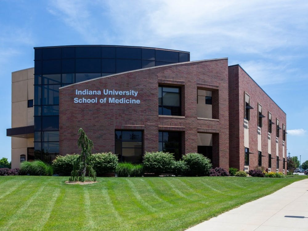 The IU School of Medicine building will remain on the north end of campus as part of IU Fort Wayne. As of July 1, the IU-Purdue Fort Wayne University was split into two separate entities.