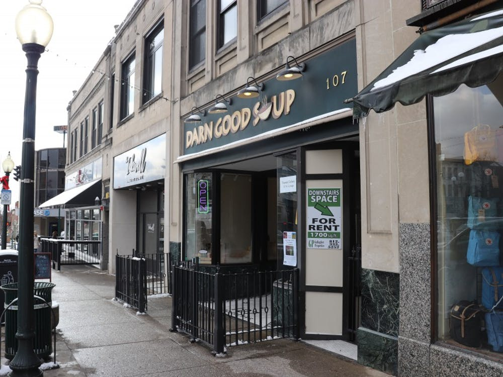Darn Good Soup is an eatery where local soup-lovers can find many different styles of soup. The establishment is open from 11 a.m. to 7:30 p.m. every day.