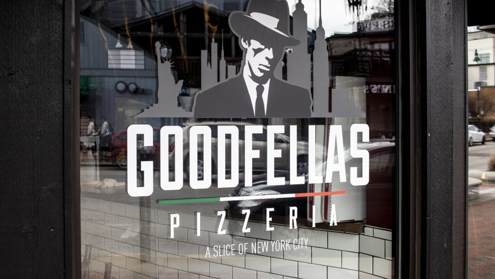 Goodfellas Pizzeria is set to open 11 a.m. Feb 28. It is located at 427 E. Kirkwood Ave., next to the newly-opened Five Guys.