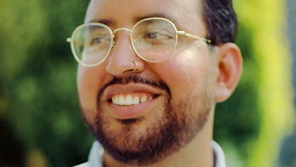 <p>The late Oscar Lemus smiles for a photo. Oscar died after a car accident Sept. 4, 2021, in Massachusetts. </p>