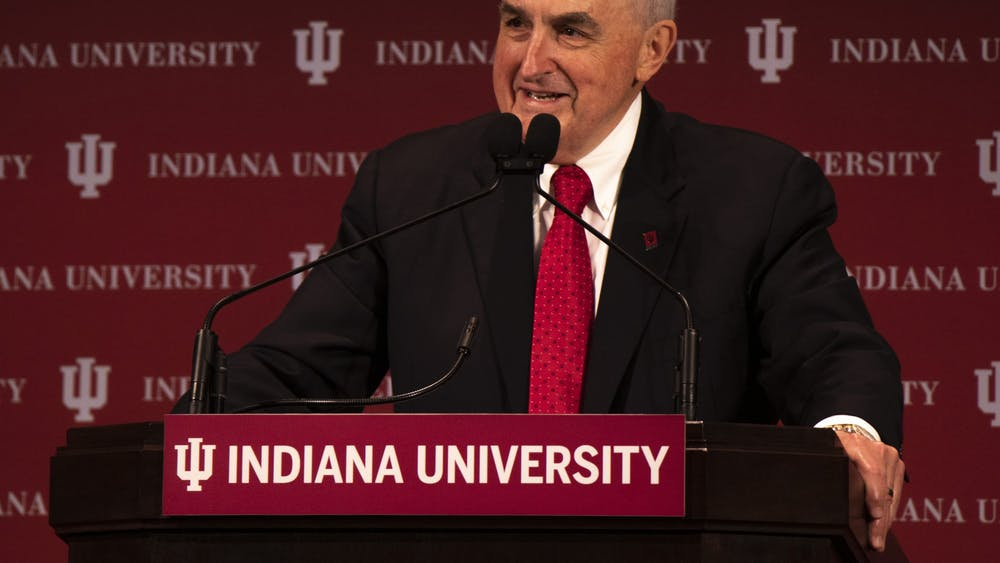 IU President Michael McRobbie announced his retirement Friday, effective June 30, 2021.