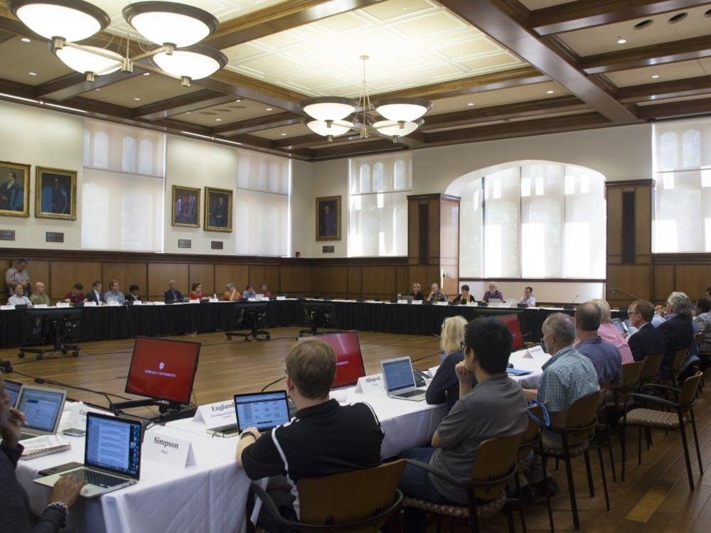 The Bloomington Faculty Council meets from 2:30 to 4:30 p.m. the first and third Tuesdays of the month during the regular school year. Council meetings are open to non-members as provided in the policy.