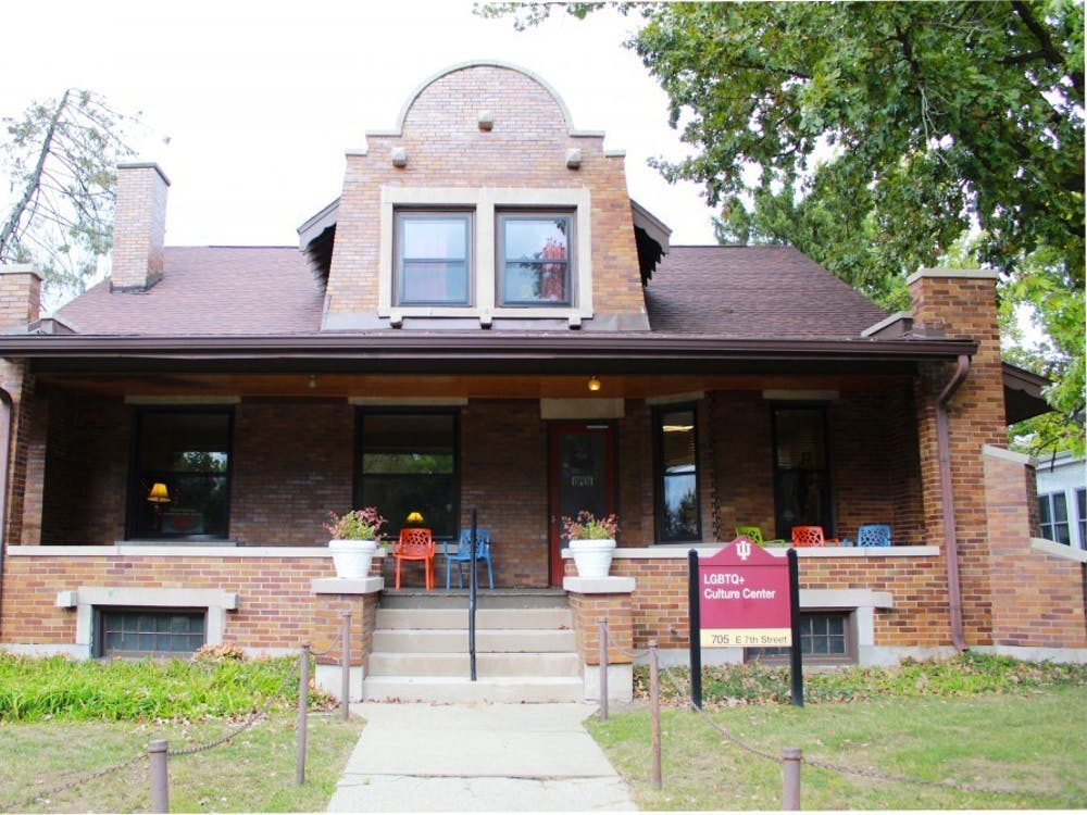 The LGBTQ+ Culture Center is located at 705 E. Seventh St.