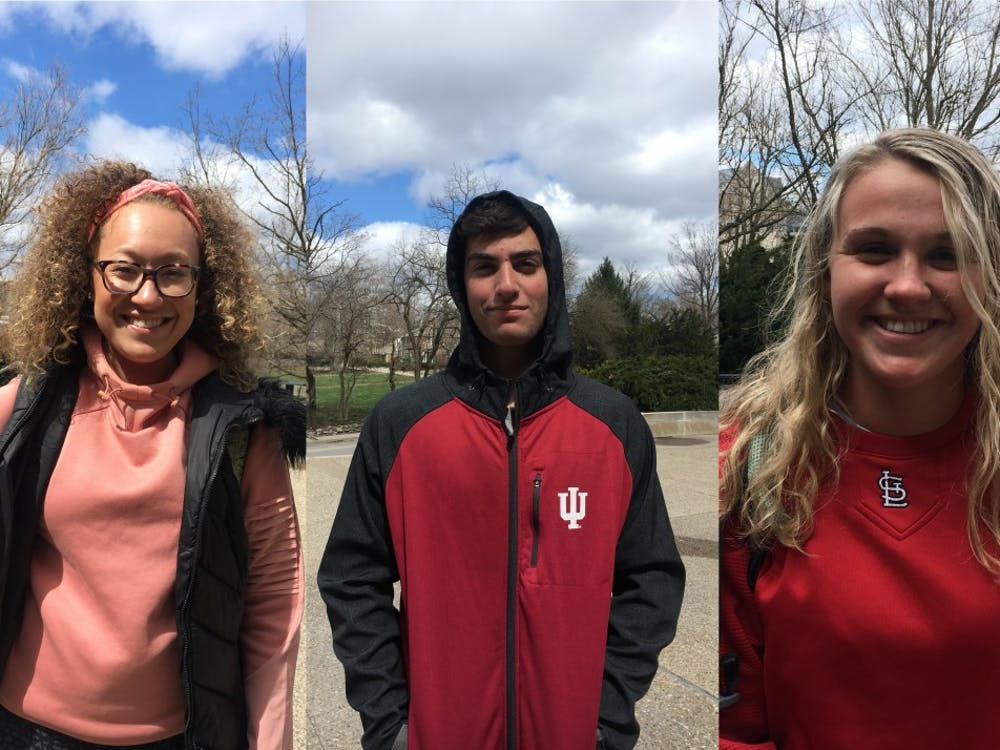 IU students shared their favorite April Fools' Day pranks with the staff of the Indiana Daily Student.