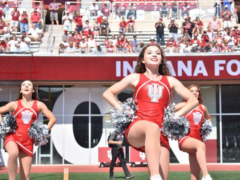 IU Senior Michele Loughlin was a member of the IU RedStepper Dance Team. Loughlin was kind, funny and always able to lighten the mood, her friends said.