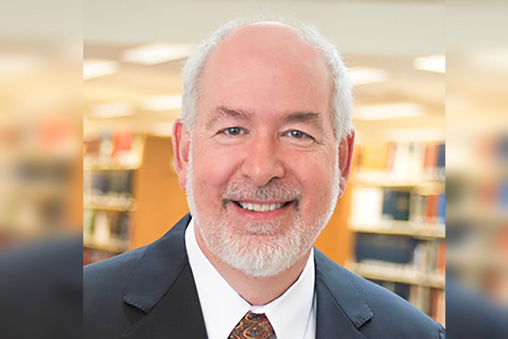 <p>IU-Bloomington Professor John Applegate is the new interim executive vice president, according to an announcement Friday from IU President Michael McRobbie. Applegate's interim term will begin June 30 and will continue until a permanent replacement for vice president and current provost Lauren Robel is found.&nbsp;</p>