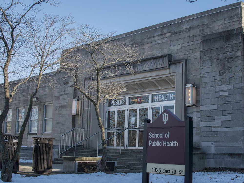 The IU School of Public Health is located at 1025 E. Third St. Monroe County residents can be trained in mental health first aid and recognizing signs and symptoms of mental health issues this summer for free through Prevention Insights.