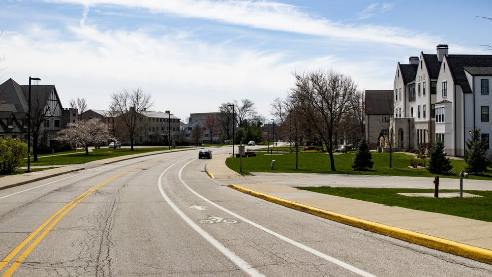 Several fraternities and sororities are located on North Jordan Avenue. The Monroe County Health Department did not state plans to enforce IU's recommendation to close greek houses as COVID-19 cases continue to rise.