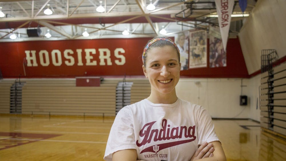 Senior Maddie Pierce has been rowing at IU for over three years. Pierce has helped the team finish in the top five every year at the Big Ten Championships and has been a part of three NCAA Championship qualifying teams.