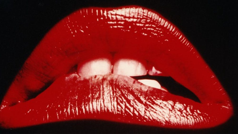 """""""The Rocky Horror Picture Show"""" will screen Oct. 26 at the Buskirk-Chumley Theater. Tickets for the 8 p.m. show are $15, and the midnight show tickets are $20."""