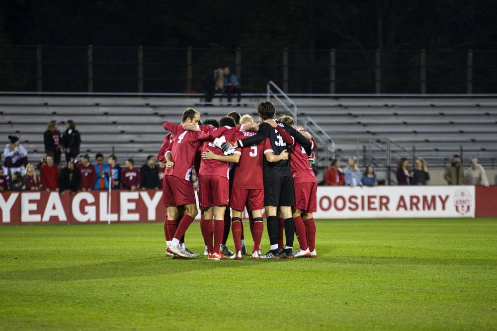 Three Things To Know Before No 10 Iu Men S Soccer Travels