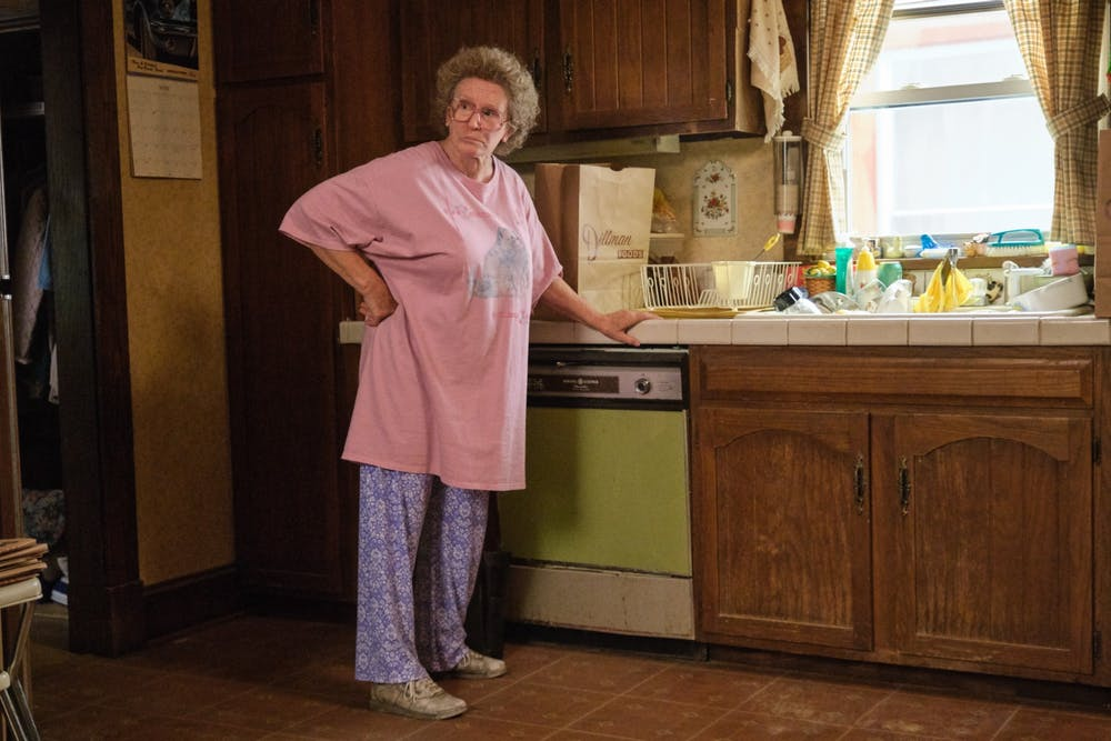 <p>Actress Glenn Close stars in the movie &quot;Hillbilly Elegy.&quot;</p>