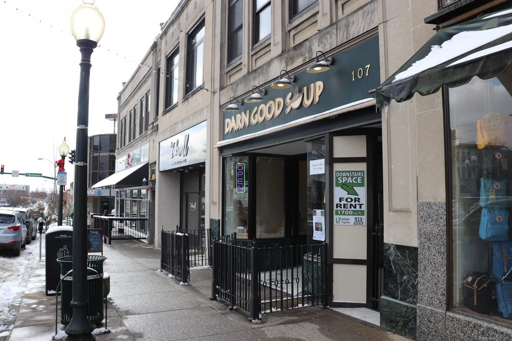 <p>Darn Good Soup is an eatery where local soup-lovers can find different styles of soup. The restaurant announced it is closing due to the COVID-19 pandemic Tuesday on Facebook.</p>