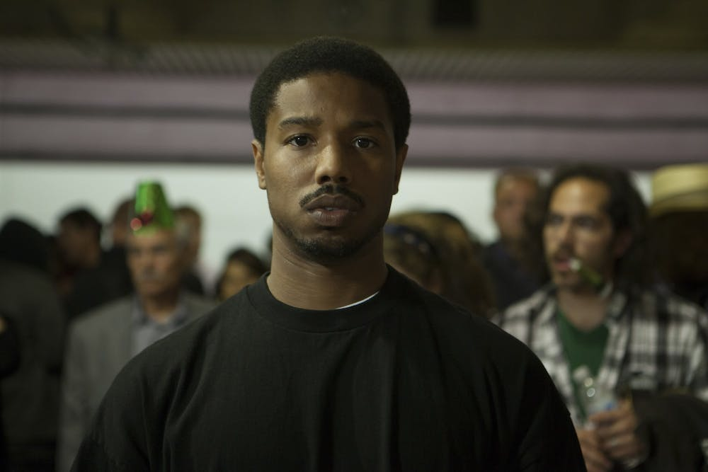 <p>A movie still from &quot;Fruitvale Station&quot; is pictured. The 2013 film is based on the story of the death of Oscar Grant III.</p>