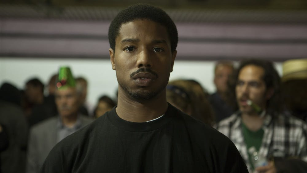 "A movie still from ""Fruitvale Station"" is pictured. The 2013 film is based on the story of the death of Oscar Grant III."