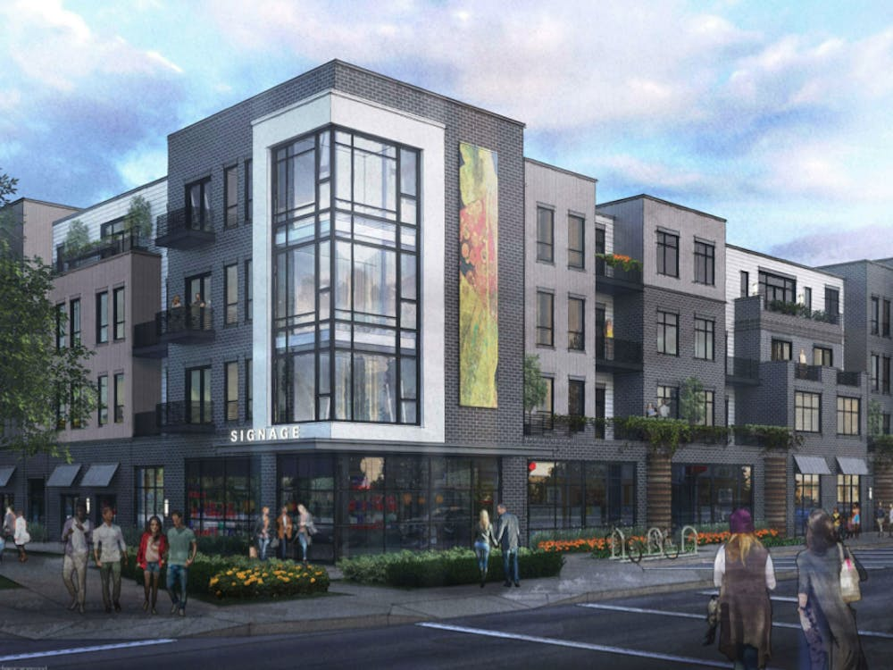 The Bloomington City Council looks to approve a new development that will sit just north of College Mall Road.