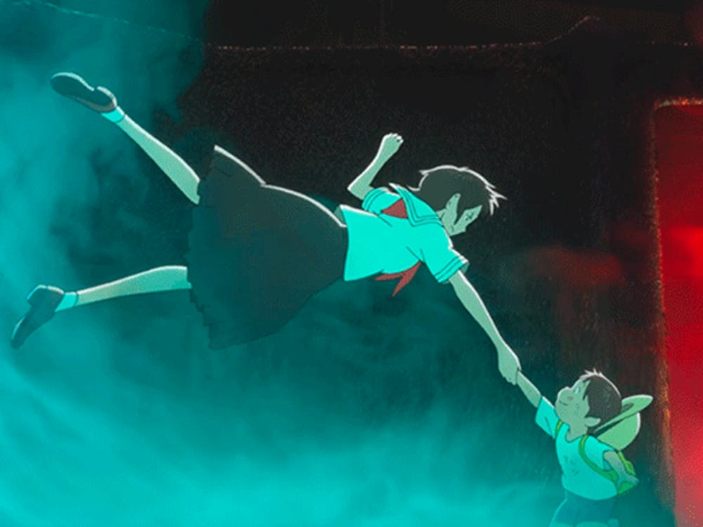 """""""Mirai"""" screens at 1 p.m. April 7 in the IU Cinema. """"Mirai"""" is a film that follows Kun, a young boy who runs away from home and stumbles upon a magical garden that serves as a time-traveling gateway."""