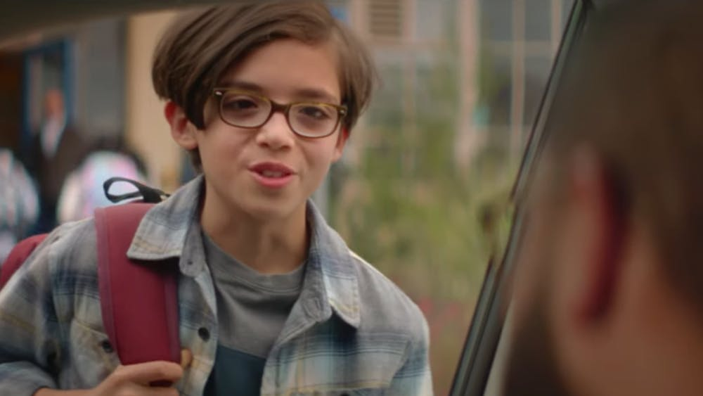 """A screenshot shows the 2021 Kohl's Back to School commercial. """"This Will Be Our Year"""" by The Zombies was featured in the video."""