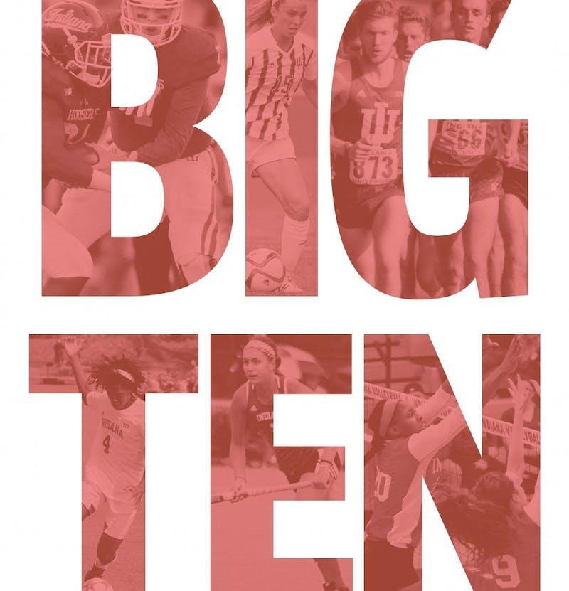 2015 Big Ten Sports Guide