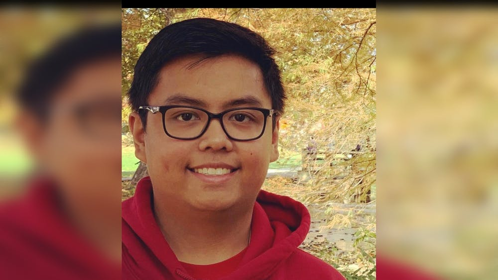 IU junior Joma Leonardo poses for a photo. Leonardo was found dead in his Eigenmann Hall dorm room Thursday evening after the IU Police Department was contacted to check on his well-being.