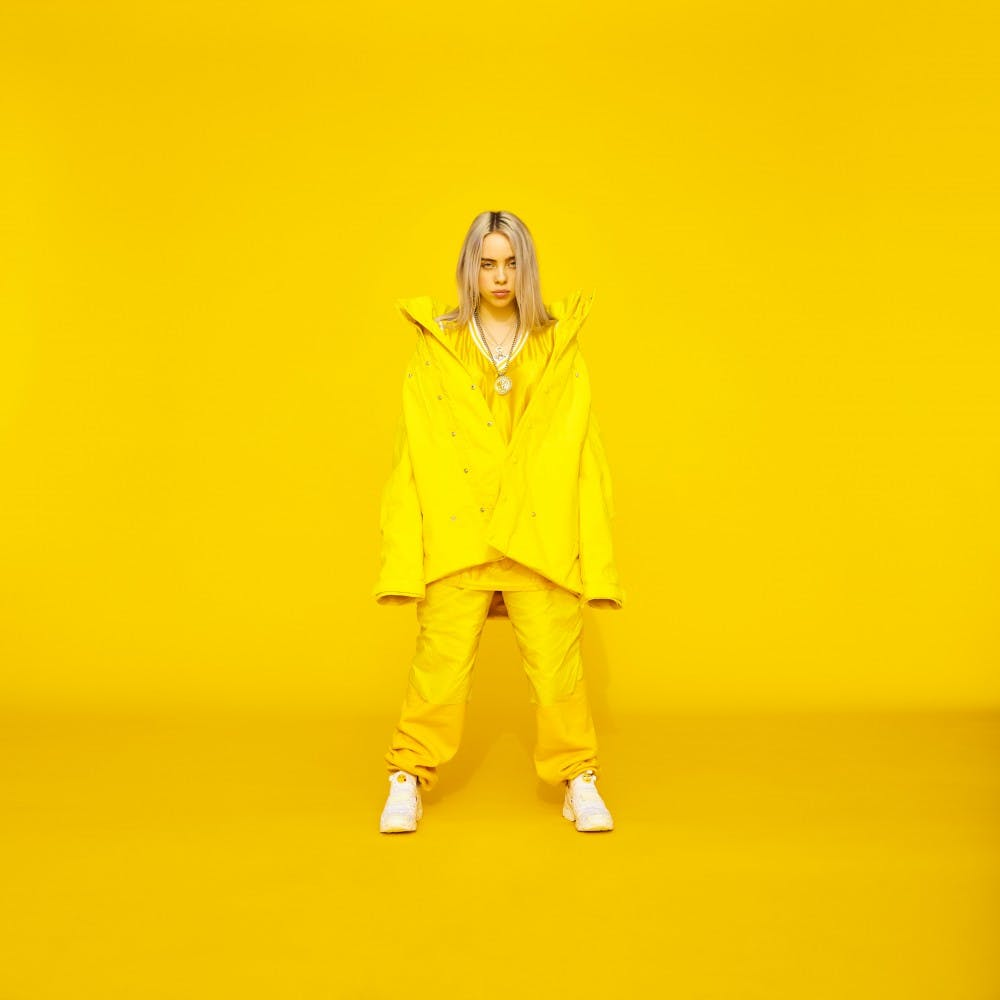 aa514be8 Billie Eilish, whose full name is Billie Eilish Pirate Baird O'Connell, is  an American singer and songwriter. The first time she got involved with  music was ...