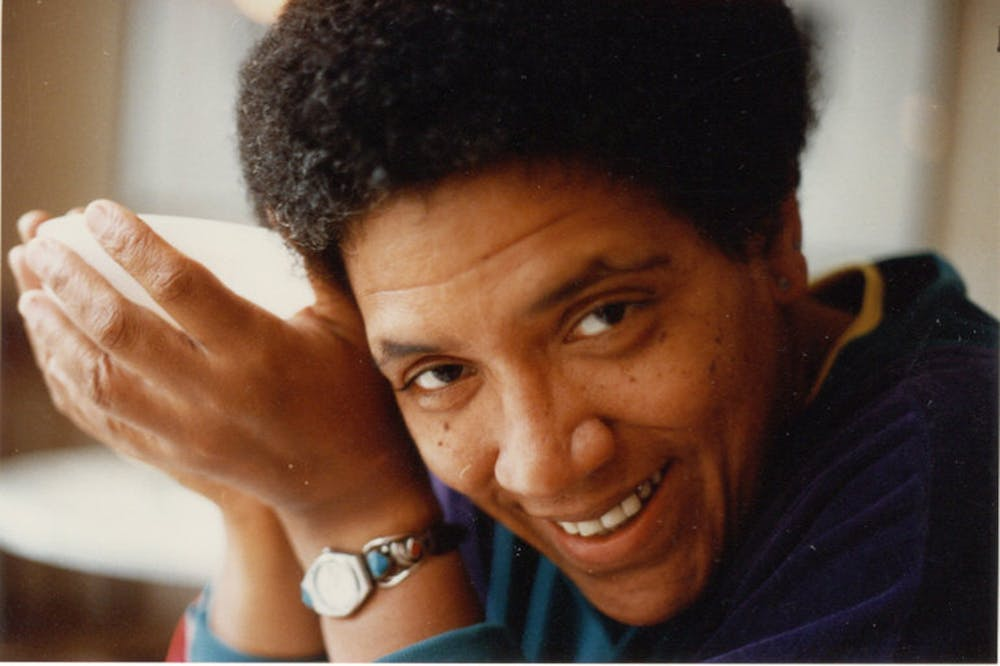 <p>Feminist and civil rights activist Audre Lorde poses for a headshot. Lorde, who inspired the short story &quot;Lord,&quot; was born Feb. 18 in 1934.</p>