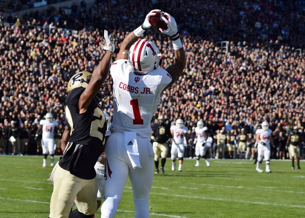 the latest d7250 538d8 Washington Redskins sign former IU wide receiver Simmie ...