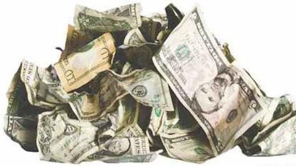 Save piles of money.