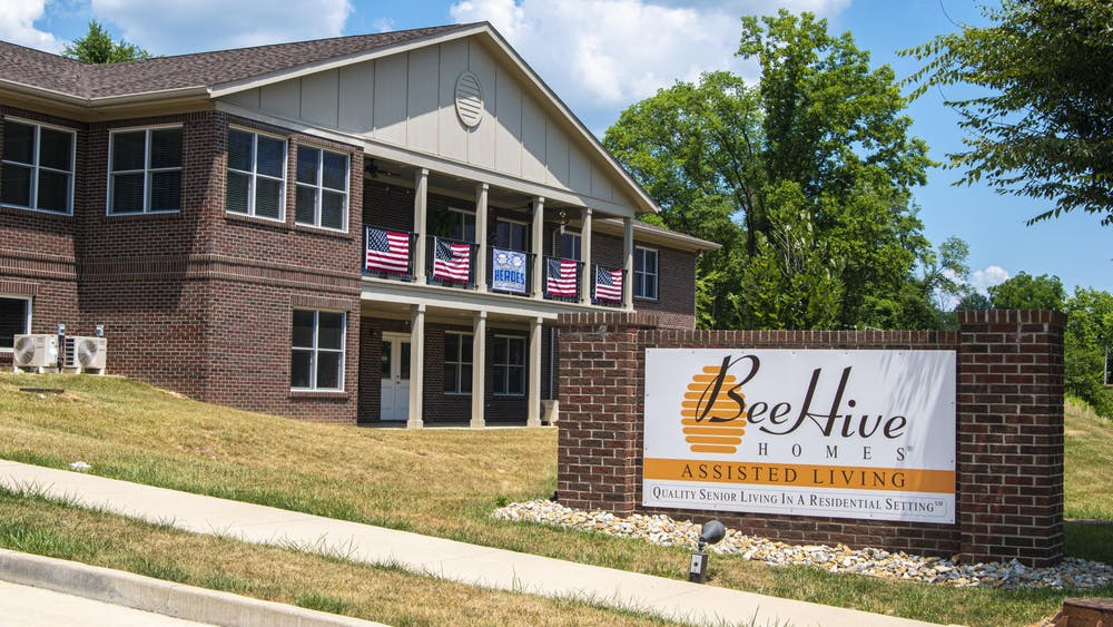 BeeHive Homes of Bloomington is an assisted living center located at 2306 W. Third St. Jyoki Mehta, owner and manager of BeeHive Homes of Bloomington, said the biggest problem she's experiences while caring for patients with dementia was helping them understand the severity of the COVID-19 pandemic.