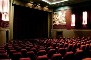 The IU Cinema is one of 10 other university cinemas that is THX certified, meaning it has met audio/visual reproduction standards. In addition, it also features Thomas Hart-Benton murals which were part of the original building and were restored in a specially-built, climate controlled room within the cinema during the renovation process.