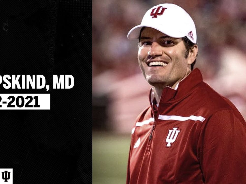 Andy Hipskind was the Chief Medical Officer for IU Athletics and the team physician for Indiana football. Dr. Andy Hipskind died of cancer Saturday at the age of 48.