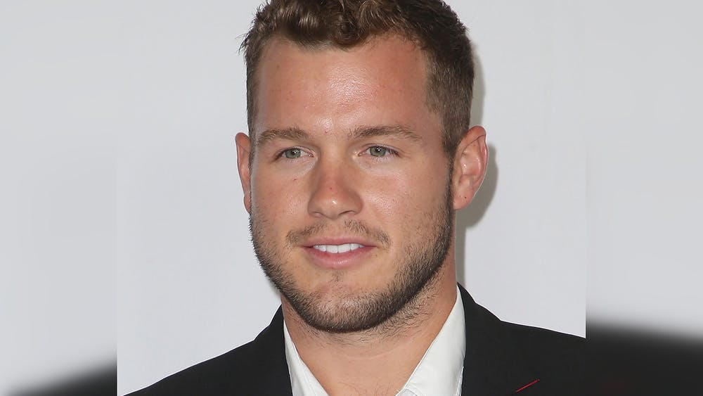 "Former Bachelor Colton Underwood poses for a photo at the TCA Summer Press Tour in Beverly Hills, California, on Aug. 7, 2018. Colton was the star of season 23 of ""The Bachelor"" in 2019."